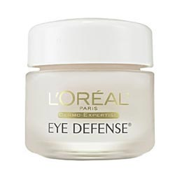 Is L'Oreal Eye Defense Effective For Treating Under Eye Circles and Eye Bags?