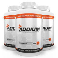 Addium Brain Supplement